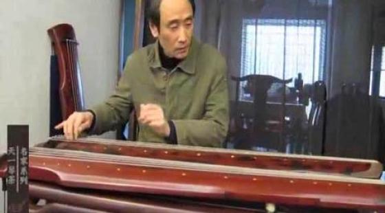 【选琴记】斫琴名家—倪诗韵老师亲选古琴【来仪】图片