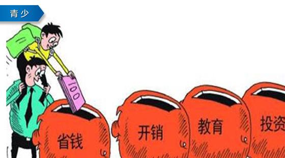 青少年财商课程(上)